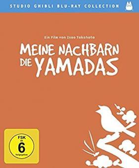 Meine Nachbarn die Yamadas (1999) [Blu-ray]