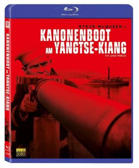 Kanonenboot am Yangtse-Kiang (1966) [Blu-ray]