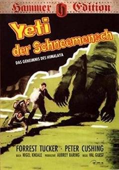 Yeti, der Schneemensch (1957) [Gebraucht - Zustand (Sehr Gut)]