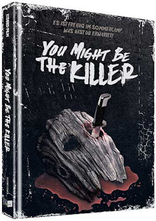 You Might Be the Killer (Limited Mediabook, Blu-ray+DVD, Cover A) (2018) [FSK 18] [Blu-ray]