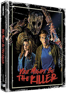 You Might Be the Killer (Limited Mediabook, Blu-ray+DVD, Cover C) (2018) [FSK 18] [Blu-ray]