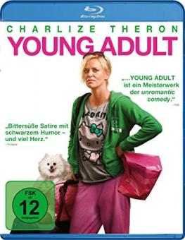 Young Adult (2011) [Blu-ray]
