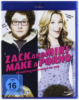 Zack and Miri Make a Porno (2008) [Blu-ray]