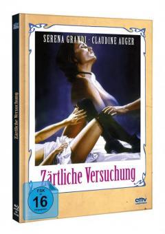 Zärtliche Versuchung (Limited Mediabook, Blu-ray+DVD, Cover B) (1987) [Blu-ray]