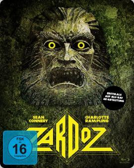Zardoz (Steelbook) (1974) [Blu-ray]