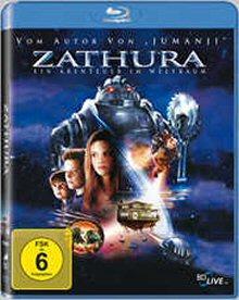 Zathura - Ein Abenteuer im Weltraum (2005) [Blu-ray]