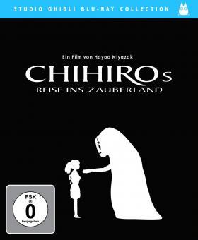Chihiros Reise ins Zauberland (2001) [Blu-ray]