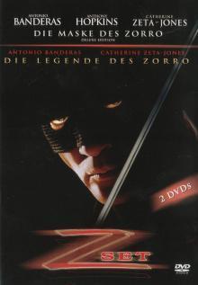 Zorro - Z Set (Maske & Legende des Zorro - 2 DVDs Deluxe Edition)