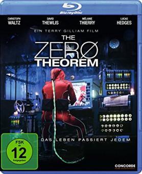 The Zero Theorem (2013) [Blu-ray]