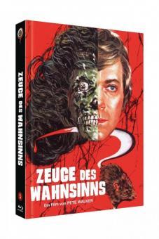 Zeuge des Wahnsinns (Limited Mediabook, Blu-ray+DVD, Cover A) (1978) [Blu-ray]