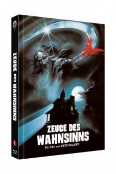 Zeuge des Wahnsinns (Limited Mediabook, Blu-ray+DVD, Cover B) (1978) [Blu-ray]