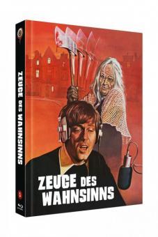 Zeuge des Wahnsinns (Limited Mediabook, Blu-ray+DVD, Cover C) (1978) [Blu-ray]