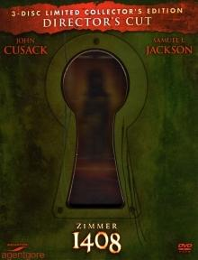 Zimmer 1408 - Limited Collector's Edition inkl. Director's Cut (3 DVDs) (2007)