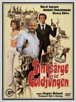 Zinksärge für die Goldjungen (Limited Edition, 2 DVDs) (1973) [FSK 18]