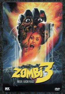 Zombi 3 (Metalpak mit 3D Holocover) (1988) [FSK 18]