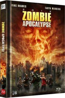Zombie Apocalypse (Limited Uncut Edition, Blu-ray+DVD, Mediabook) (2011) [FSK 18] [Blu-ray]