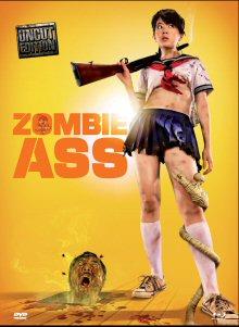 Zombie Ass (Limited Mediabook, Blu-ray+DVD) [FSK 18] [Blu-ray]