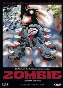 Zombie - Dawn of the Dead (Große Hartbox, Limitiert auf 500 Stück, Cover A) (1978) [FSK 18]
