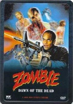 Zombie - Dawn of the Dead (2 DVDs Metalpak mit 3D-Hologramm Cover A) (1978) [FSK 18]