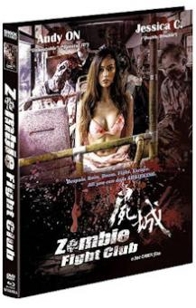 Zombie Fight Club (Limited Mediabook, Blu-ray+DVD, Cover A) (2014) [FSK 18] [Blu-ray]