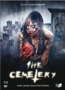 The Cemetery (3 Disc Limited Collector's Edition, Blu-ray+DVD, Cover C) (2011) [Blu-ray]