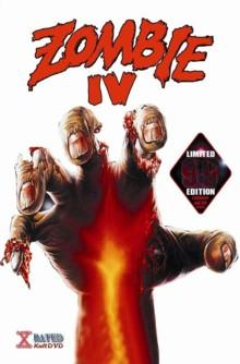 Zombie IV - After Death (Große Hartbox, Cover C, Limitiert auf 99 Stück) (1988) [FSK 18]
