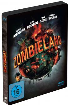 Zombieland - Limited Steelbook Edition (2009) [Blu-ray]