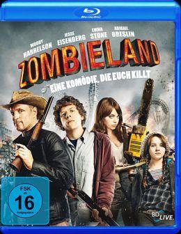 Zombieland (2009) [Blu-ray]