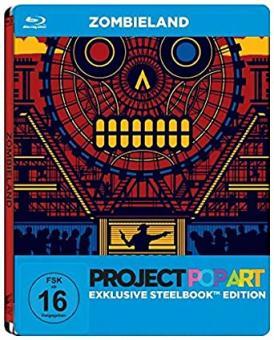 Zombieland (Limited Pop Art Steelbook) (2009) [Blu-ray]