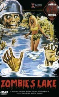 Zombie's Lake (Große Hartbox, Limitiert auf 66 Stück) (1981) [FSK 18]