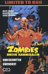 Zombies unter Kannibalen (Große Hartbox, Limitiert auf 666 Stück) (1979) [FSK 18]