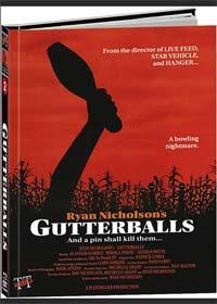 Gutterballs (Limited Uncut Mediabook, Blu-ray+DVD, Cover C) (2008) [FSK 18] [Blu-ray]