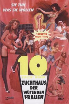Zuchthaus der wütenden Frauen (Große Hartbox) (1982) [FSK 18]