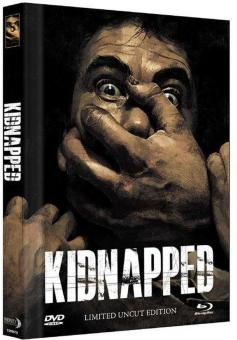 Kidnapped (Limited Mediabook, Blu-ray+DVD, Cover B) (2010) [FSK 18] [Blu-ray]