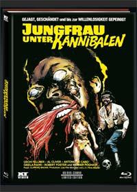Jungfrau unter Kannibalen (Limited Mediabook, Blu-ray+DVD, Cover B) (1980) [FSK 18] [Blu-ray]