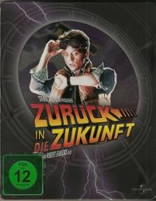 Zurück in die Zukunft (Limited Steelbook) [Blu-ray]