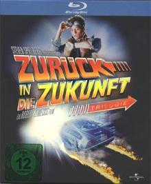 Zurück in die Zukunft - Trilogie (3 Discs) [Blu-ray]