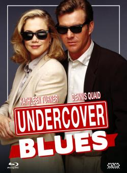 Undercover Blues (Limited Mediabook, Blu-ray+DVD, Cover D) (1993) [Blu-ray]