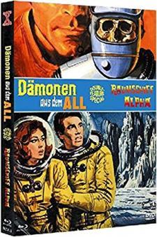 Dämonen aus dem All (Limited Mediabook, Blu-ray+DVD, inkl. Bonusfilm Raumschiff Alpha, Cover B) (1967) [Blu-ray]