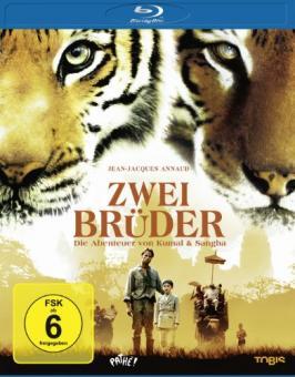 Zwei Brüder (2004) [Blu-ray]