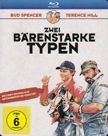 Zwei bärenstarke Typen (Limited Edition im Schuber) (1983) [Blu-ray]