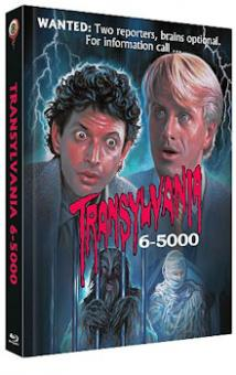 Transylvania 6-5000 (Limited Mediabook, Blu-ray+DVD, Cover B) (1985) [Blu-ray]