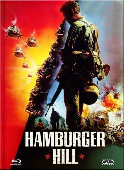 Hamburger Hill (Limited Mediabook, Blu-ray+DVD, Cover D) (1987) [Blu-ray]