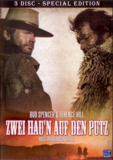 Zwei haun auf den Putz - Hügel der blutigen Stiefel ( 3 Disc Special Edition) (1969)