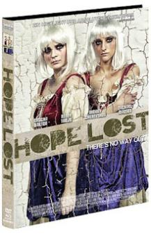 Hope Lost (Uncut Limited Mediabook, Blu-ray+DVD, Cover E) (2015) [FSK 18] [Blu-ray]