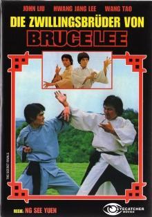 Die Zwillingsbrüder von Bruce Lee (Cover A) (1976) [FSK 18]