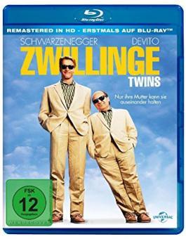 Zwillinge (1988) [Blu-ray] [Gebraucht - Zustand (Sehr Gut)]