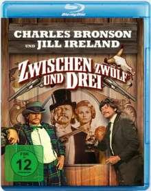 Zwischen Zwölf und Drei (1976) [Blu-ray]