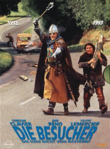 Die Besucher 1993