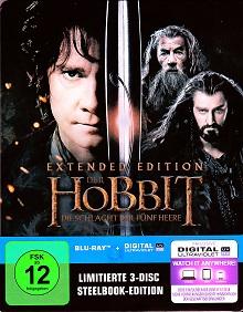 Ihr Uncut Dvd Shop Der Hobbit 3 Die Schlacht Der Fünf Heere 3